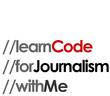 Learn Code for Journalism